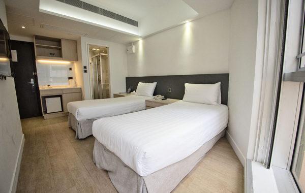 高級雙床房/高級大床房